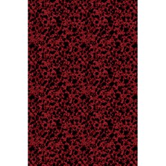 Red Coral Pattern 5 5  X 8 5  Notebooks
