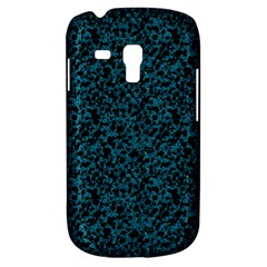Blue Coral Pattern Galaxy S3 Mini by Valentinaart