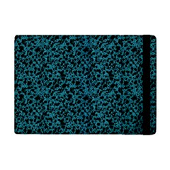 Blue Coral Pattern Ipad Mini 2 Flip Cases by Valentinaart