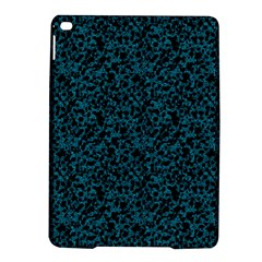 Blue Coral Pattern Ipad Air 2 Hardshell Cases by Valentinaart