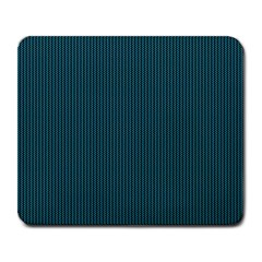 Blue Texture Large Mousepads by Valentinaart