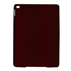 Red Texture Ipad Air 2 Hardshell Cases by Valentinaart