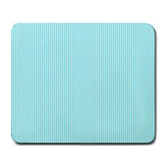 Light Blue Texture Large Mousepads by Valentinaart