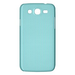 Light Blue Texture Samsung Galaxy Mega 5 8 I9152 Hardshell Case  by Valentinaart