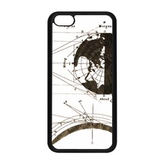 Planetary Equations Apple Iphone 5c Seamless Case (black) by MTNDesignco