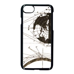 Planetary Equations Apple Iphone 7 Seamless Case (black) by MTNDesignco