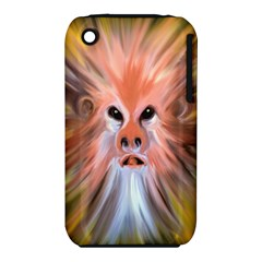 Monster Ghost Horror Face Iphone 3s/3gs by Nexatart