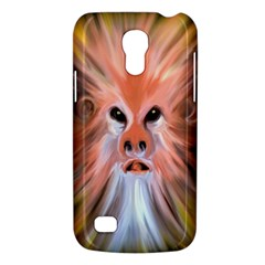 Monster Ghost Horror Face Galaxy S4 Mini by Nexatart