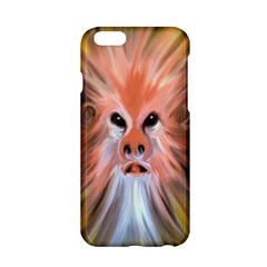 Monster Ghost Horror Face Apple Iphone 6/6s Hardshell Case by Nexatart