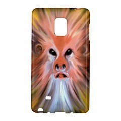 Monster Ghost Horror Face Galaxy Note Edge by Nexatart