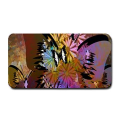 Abstract Digital Art Medium Bar Mats