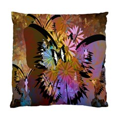 Abstract Digital Art Standard Cushion Case (two Sides) by Nexatart