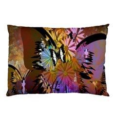 Abstract Digital Art Pillow Case