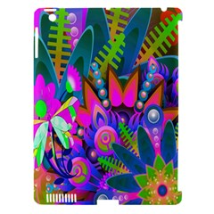 Abstract Digital Art  Apple Ipad 3/4 Hardshell Case (compatible With Smart Cover)