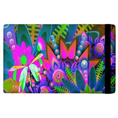 Abstract Digital Art  Apple Ipad 3/4 Flip Case