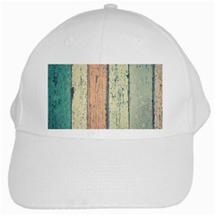 Abstract Board Construction Panel White Cap by Nexatart
