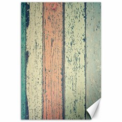 Abstract Board Construction Panel Canvas 12  X 18   by Nexatart