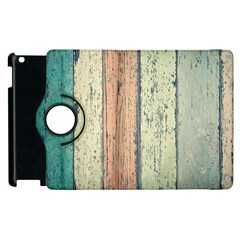 Abstract Board Construction Panel Apple Ipad 3/4 Flip 360 Case by Nexatart
