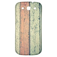Abstract Board Construction Panel Samsung Galaxy S3 S Iii Classic Hardshell Back Case