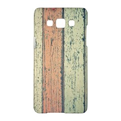 Abstract Board Construction Panel Samsung Galaxy A5 Hardshell Case  by Nexatart