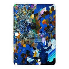 Abstract Farm Digital Art Samsung Galaxy Tab Pro 10 1 Hardshell Case by Nexatart