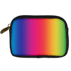Abstract Rainbow Digital Camera Cases by Nexatart