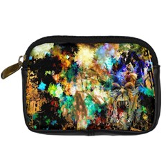 Abstract Digital Art Digital Camera Cases by Nexatart