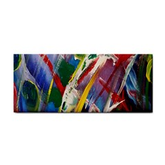 Abstract Art Art Artwork Colorful Cosmetic Storage Cases by Nexatart