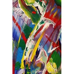 Abstract Art Art Artwork Colorful 5 5  X 8 5  Notebooks by Nexatart