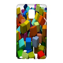 Cubes Assorted Random Toys Galaxy Note Edge by Nexatart