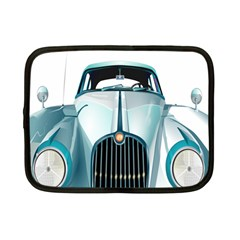 Oldtimer Car Vintage Automobile Netbook Case (small)  by Nexatart