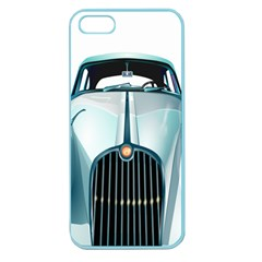 Oldtimer Car Vintage Automobile Apple Seamless Iphone 5 Case (color) by Nexatart