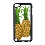 Pineapples Tropical Fruits Foods Apple iPod Touch 5 Case (Black) Front