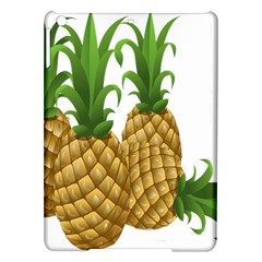 Pineapples Tropical Fruits Foods Ipad Air Hardshell Cases by Nexatart