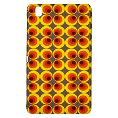 Seventies Hippie Psychedelic Circle Samsung Galaxy Tab Pro 8 4 Hardshell Case by Nexatart