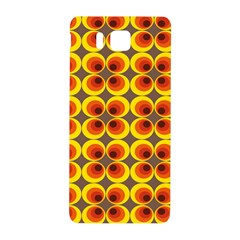 Seventies Hippie Psychedelic Circle Samsung Galaxy Alpha Hardshell Back Case