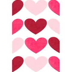 Valentine S Day Hearts 5 5  X 8 5  Notebooks by Nexatart