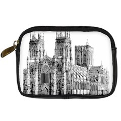 York Cathedral Vector Clipart Digital Camera Cases