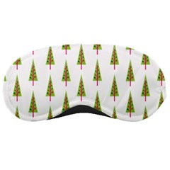 Christmas Tree Sleeping Masks
