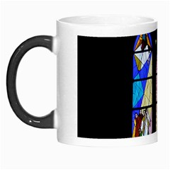 Art Church Window Morph Mugs
