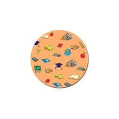 School Rocks! Golf Ball Marker (10 Pack) by athenastemple