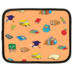 School Rocks! Netbook Case (large) by athenastemple