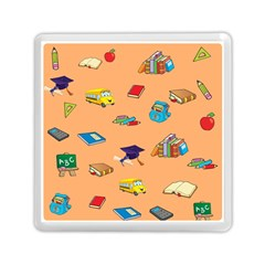 School Rocks! Memory Card Reader (square)  by athenastemple
