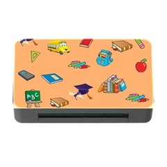 School Rocks! Memory Card Reader With Cf by athenastemple