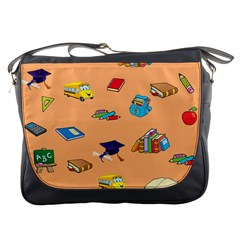 School Rocks! Messenger Bags by athenastemple