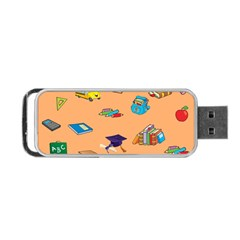 School Rocks! Portable Usb Flash (two Sides) by athenastemple