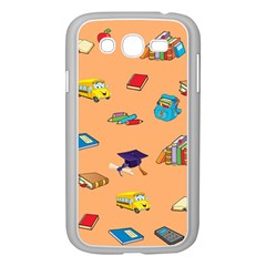 School Rocks! Samsung Galaxy Grand Duos I9082 Case (white) by athenastemple