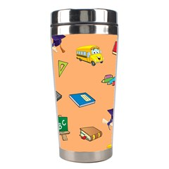 School Rocks! Stainless Steel Travel Tumblers by athenastemple