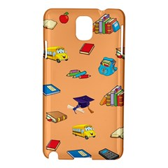 School Rocks! Samsung Galaxy Note 3 N9005 Hardshell Case by athenastemple