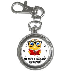 Geek Kid Key Chain Watches by athenastemple